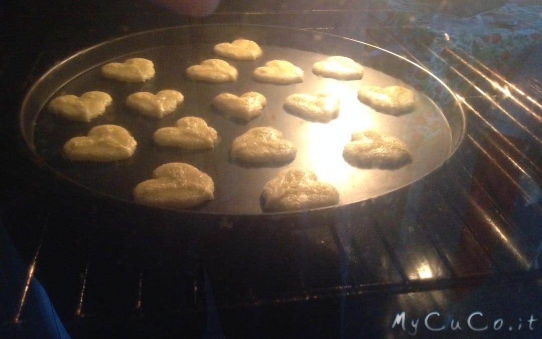 Biscottini di frolla montata – pastafrolla