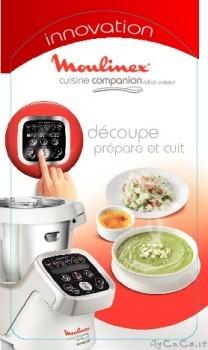MOULINEX-Cuisine-Companion-notice-guide-manuel-thumbnail