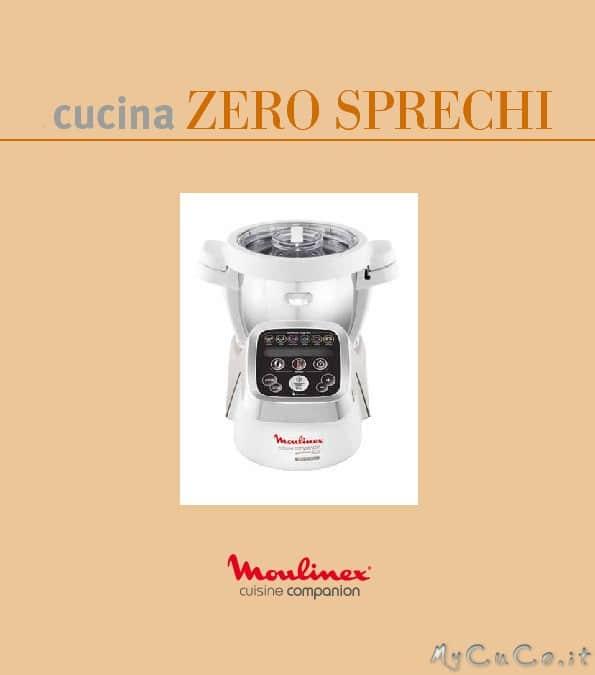 Nuovo ricettario: Cucina Zero Sprechi