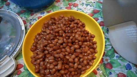 Cottura dei legumi col Cuisine Companion