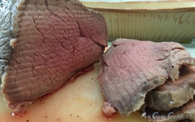 "Multicottura, sotto ragù, sopra simil ""roast beef"""