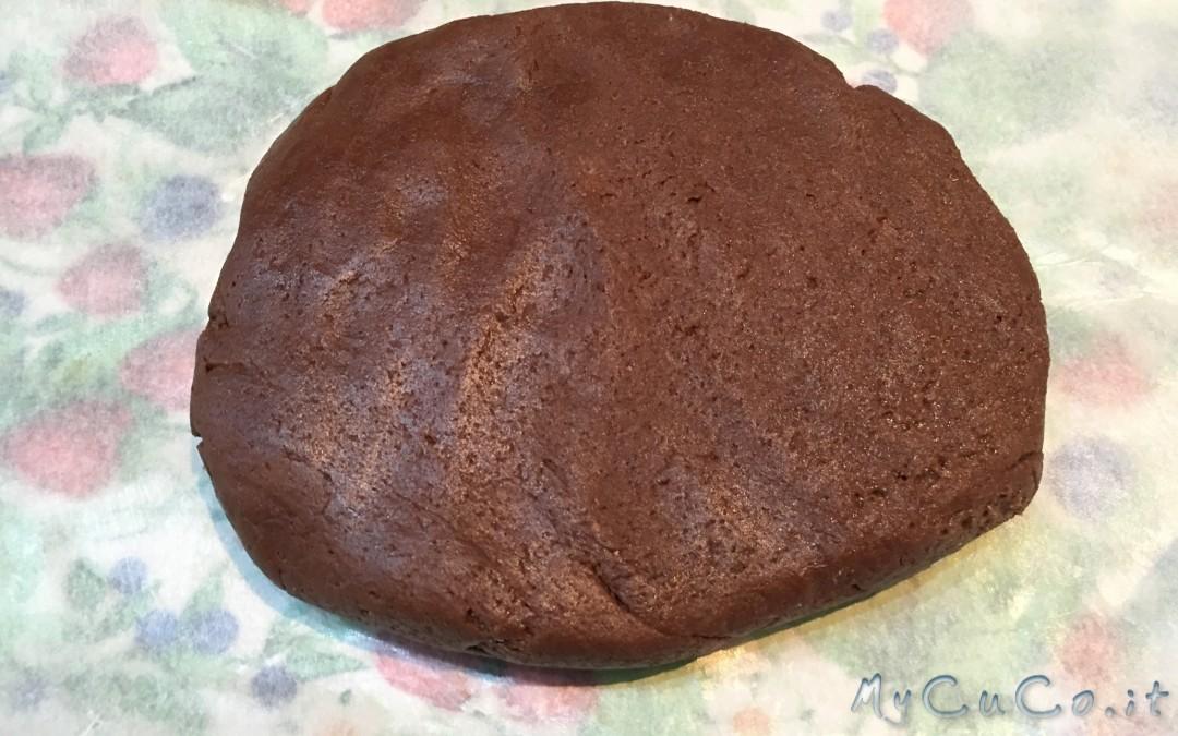 Impasto veloce frolla al  cacao con Cuisine Companion