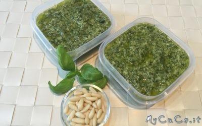 Pesto alla genovese con Cuisine Companion