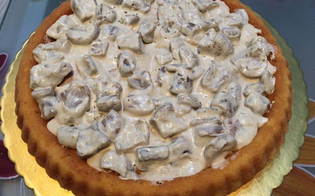 Base crostata morbida versione salata con Companion Moulinex