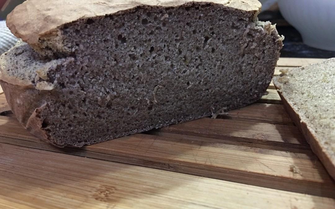 Soda bread di solo grano saraceno con Cuisine e i-Companion Moulinex