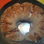 Corona di pane farcito