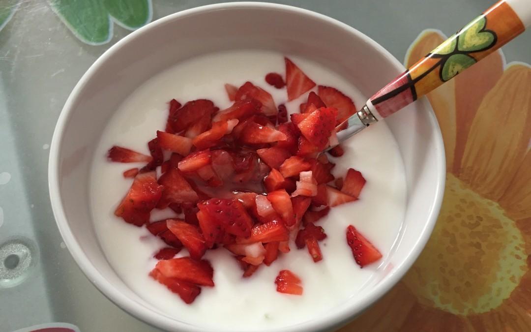 Yogurt e formaggio spalmabile con il Cuisine e i-Companion Moulinex