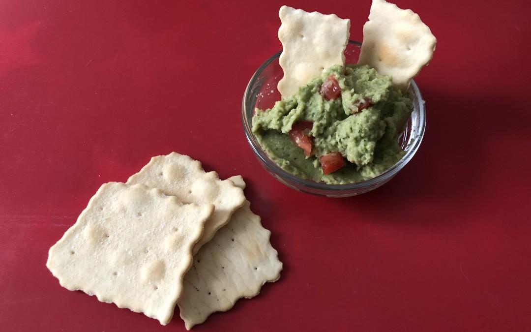 Guacamole preparato con la miniciotola del Companion Moulinex