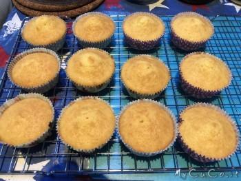 cupcakes alla vaniglia col cuco moulinex - mycuco.it