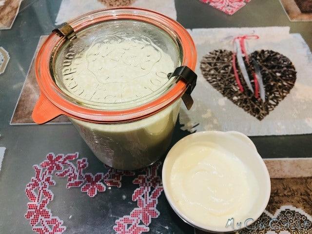 Crema di pecorino sardo con il CuCo Moulinex