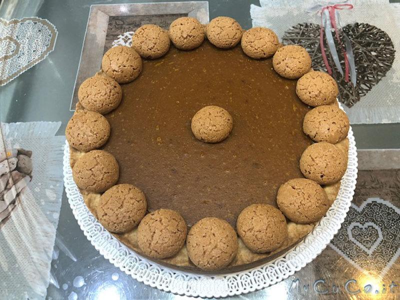 Torta alla zucca (Pumpkin Pie) con il Companion Moulinex