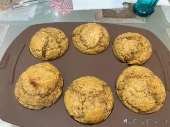 Muffin light con burro di mele - MyCuCo.it