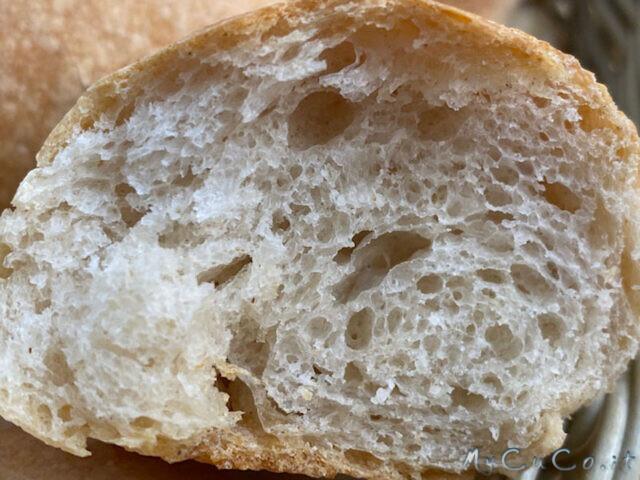 Panini con farina di tipo 1 e pasta madre
