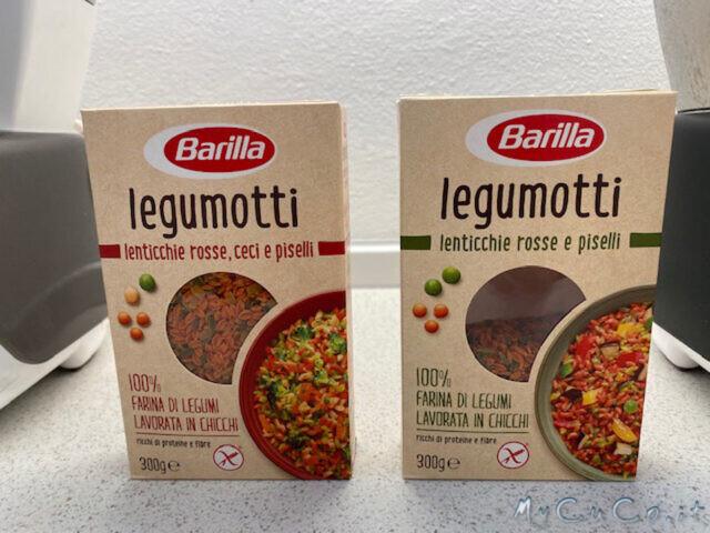 """Il """"non risotto"""" con legumotti, porri e fagiolini, cotto con il Companion Moulinex"""