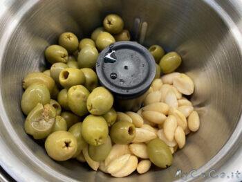 Pesto olive e mandorle - MyCuCo.it