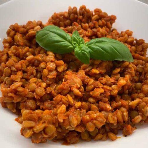 Piatto unico farro e lenticchie - MyCuCo.it