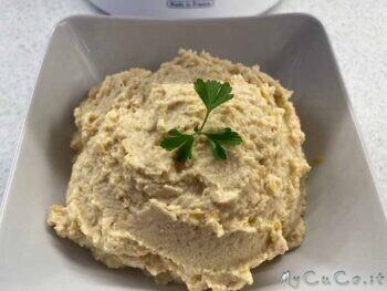Hummus con Companion Moulinex - MyCuCo.it