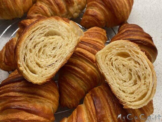 Croissant sfogliati con Companion Moulinex - MyCuCo.it