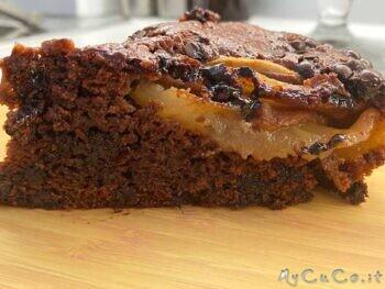 Torta cioccolato e pere - MyCuCo.it